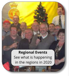 Regional Events See what is happening  in the regions in 2020